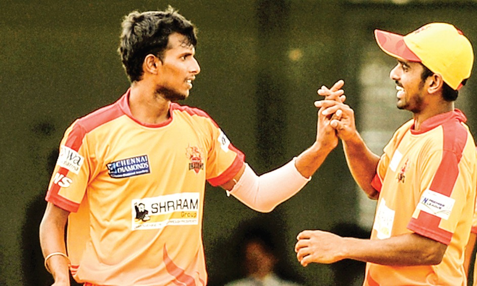 Salem Labourer's Son,Natarajan is Salem's IPL Hero-NewsTimeNow