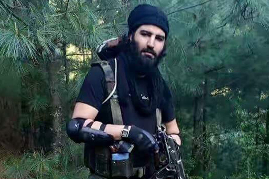 Burhan Wani Successor Sabzar Bhat Killed in Kashmir Encounter-News Time-Now