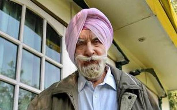 KPS Gill-Lion of Punjab and Indian Hockey-News Time Now