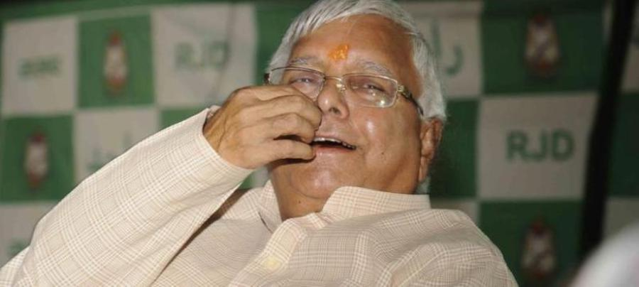 Lalu Prasad – The Corrupt Joker in Political Pack