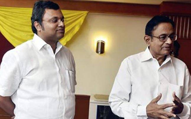 P Chidambaram Is No Holy Cow, Time To Come Clean Now-News-Time Now