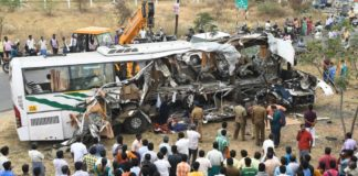 20 Feared Dead In Road Accident In Tamil Nadu