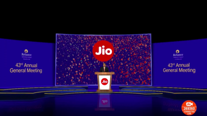 Reliance Jio Working on homegrown 5G technology, To take on Huawei