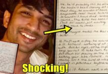 What are the secrets found in Sushant Singh Rajput's personal diary?