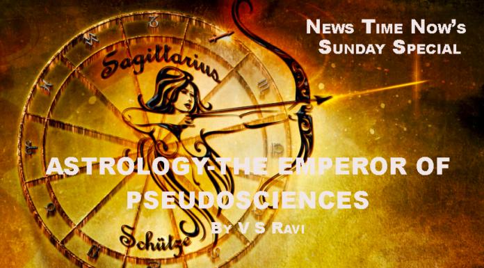 ASTROLOGY-THE EMPEROR OF PSEUDOSCIENCES