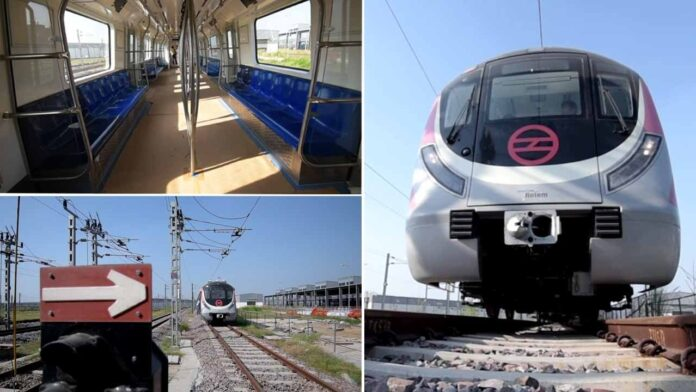 Explained: India's First Driverless Metro In Delhi