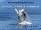 OF MUSIC, WHALES, AND BIRDS