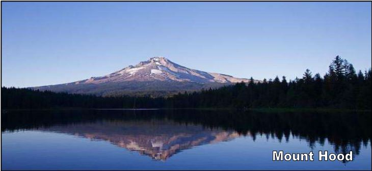 Oregon Where Nature at its best-New Time Now