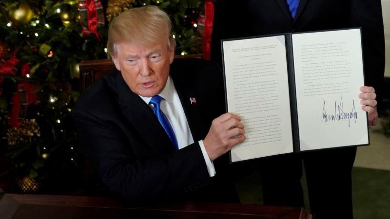 Donald Trump Reignites Jerusalem Powder Keg, Sparks Turmoil in Middle East-News Time Now