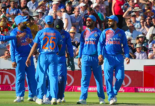 T20: India Beat England By Eight Wickets