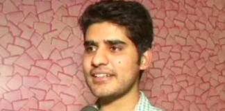 IAS Topper Kanishka Kataria Thanks Girlfriend for his Success