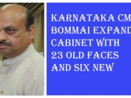 Karnataka CM Bommai expands Cabinet with 23 old faces and six new