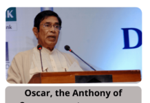 Oscar, the Anthony of Congress party no more
